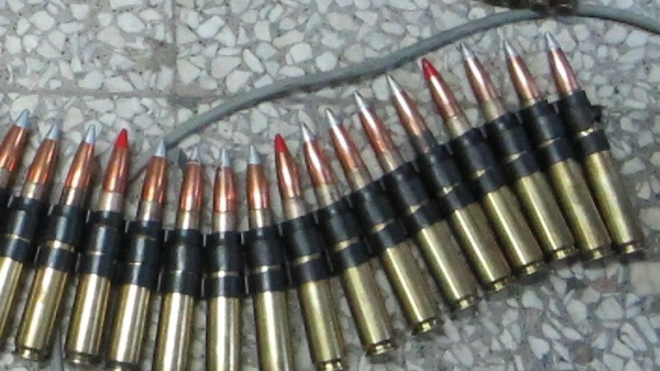 small arms ammunition